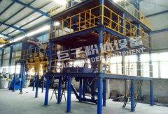 寧夏(xia)黑碳化 粉碎分級系統