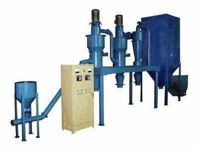 实验室气流分级机的特点